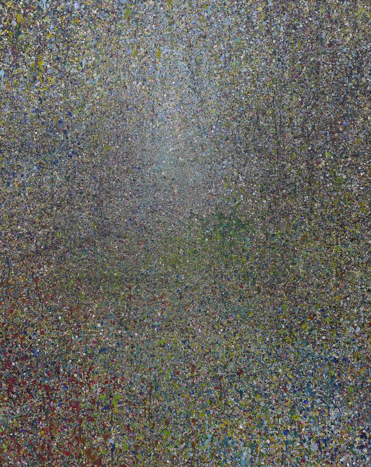 David Komander, 2012, 125x100 cm, acrylic/canvas