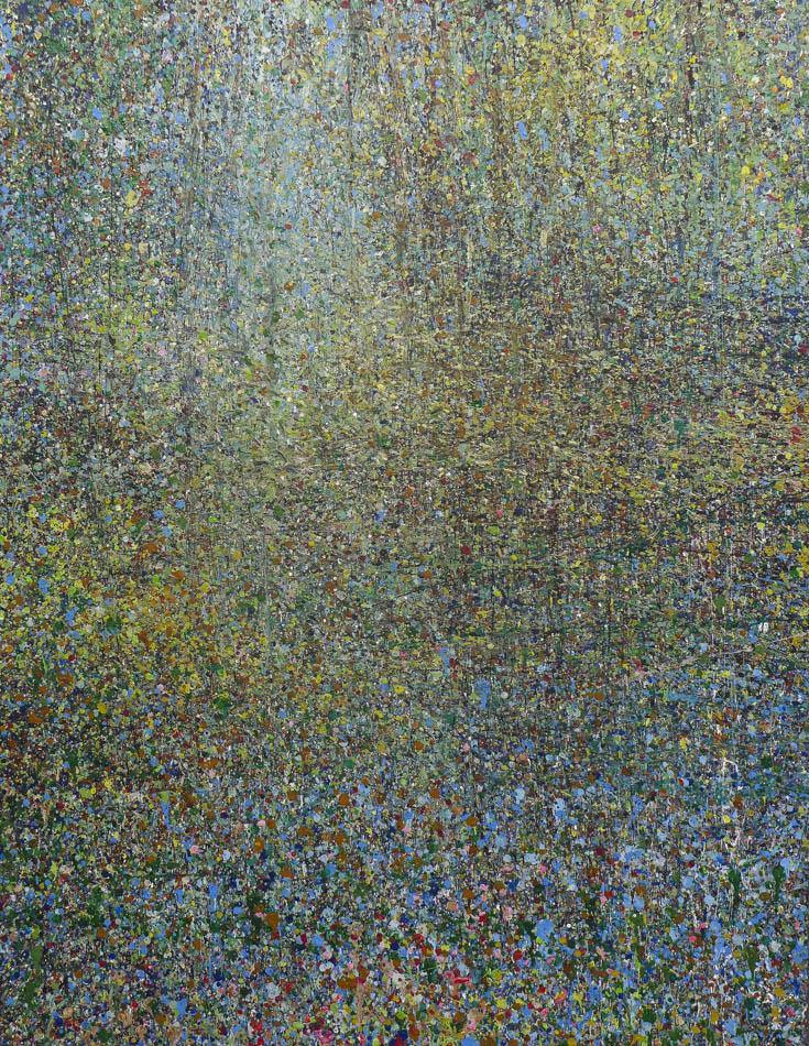 David Komander, 2012, 90x70 cm, acrylic/canvas