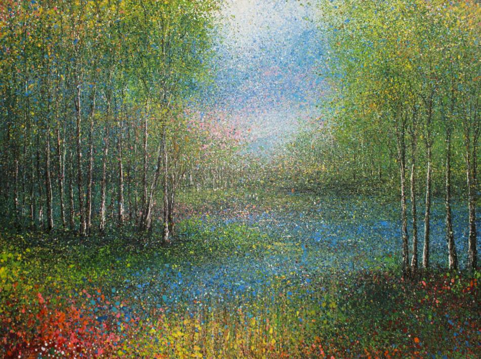 David Komander, 2014, 150x200 cm, oil/canvas