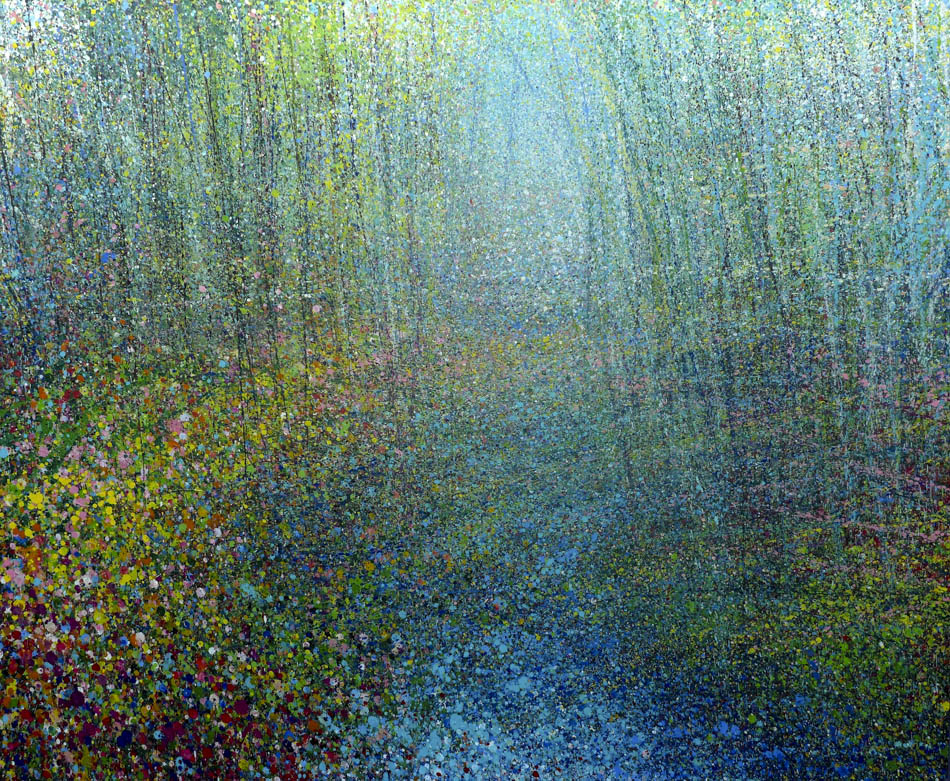 David Komander, 2014,130x160 cm oil/canvas