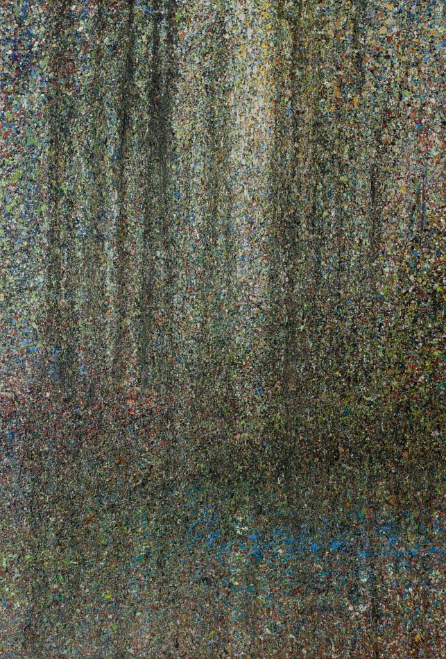 David Komander, Waldraum, 2011, 150x100-2-2
