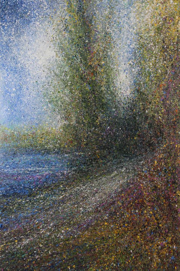 David Komander, Waldraum, 2011, 150x100-6