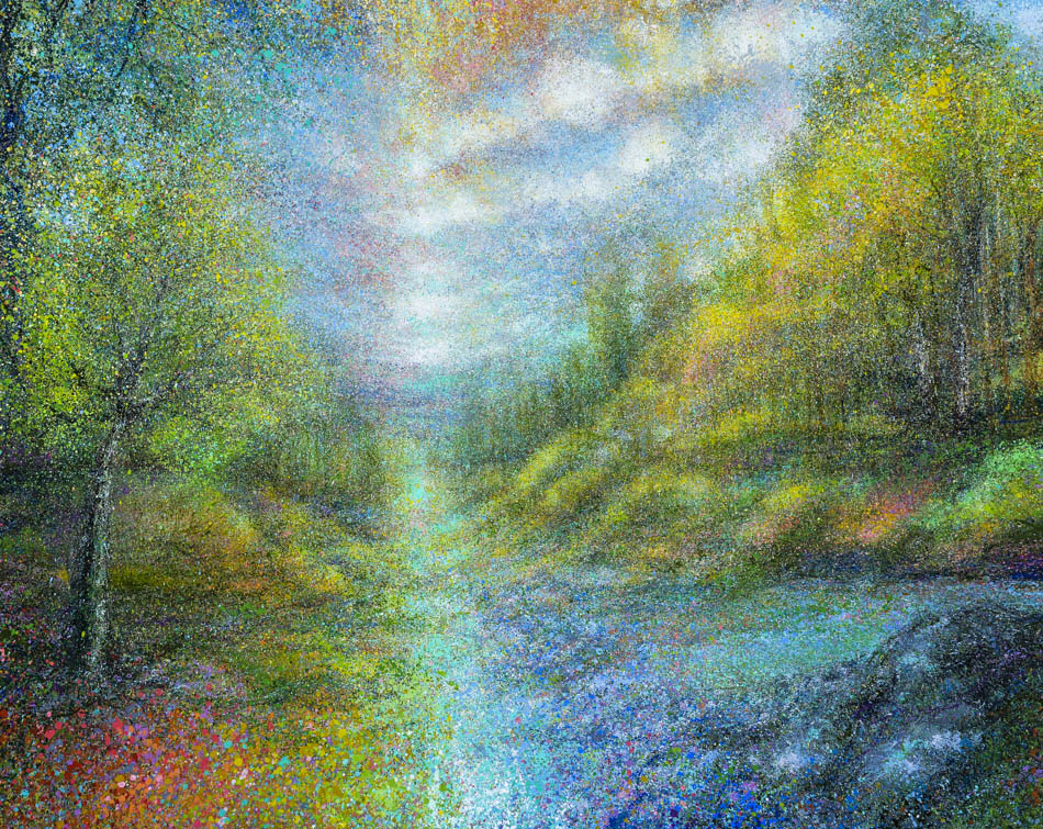 "David Komander, ""UTOPIA!"", 2016, 250x300cm, oil on canvas"