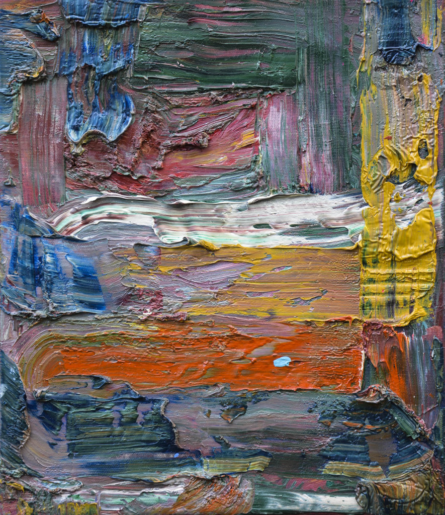 David Komander, oil/canvas 35 x 30cm, 2010