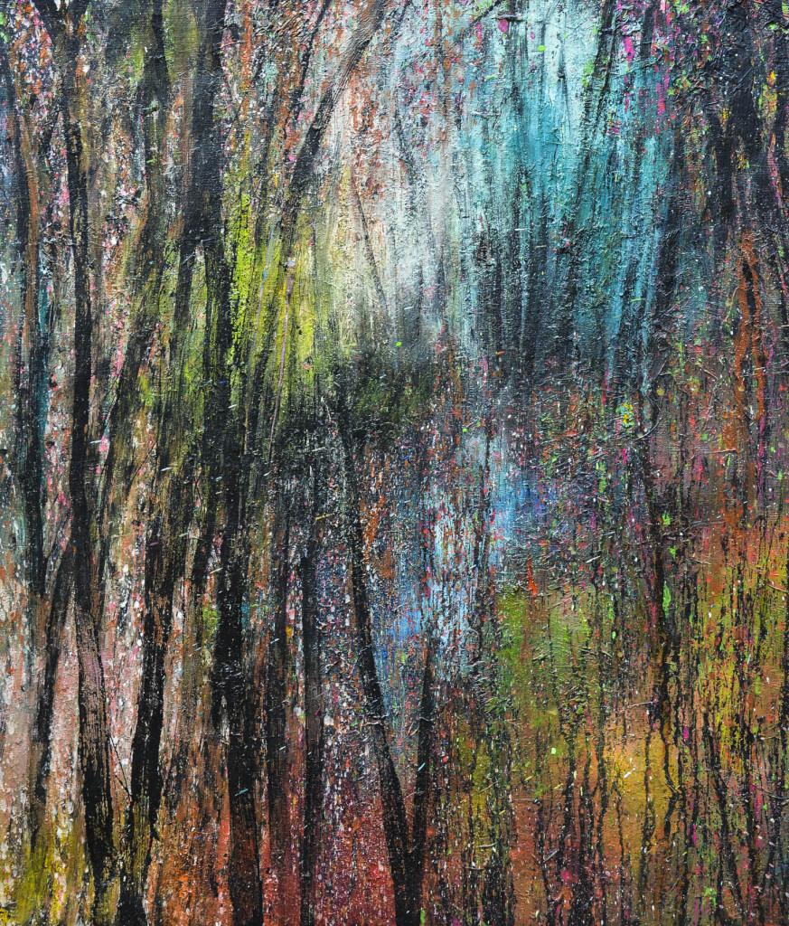 David Komander, oil/canvas 70 x 60cm, 2010