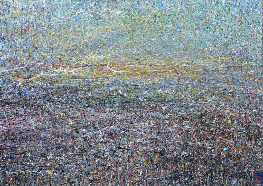David Komander, 2012, 100x140 cm, acrylic/canvas